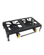 Double Burner Country Cooker
