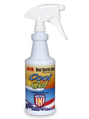 LA-CO Cool Gel Heat Barrier Spray 946ml