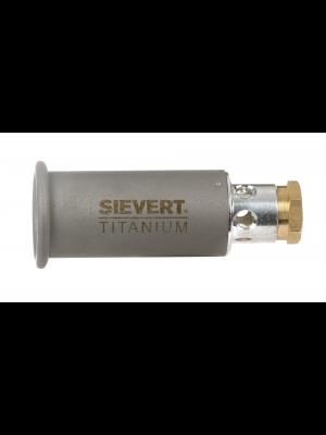 Sievert Pro 88 Titanium Burner 60mm x 500mm (356001)