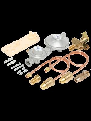 LPG – Dual Cylinder Installation Kit