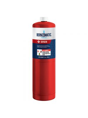 Bernzomatic 40g Oxygen Cylinder