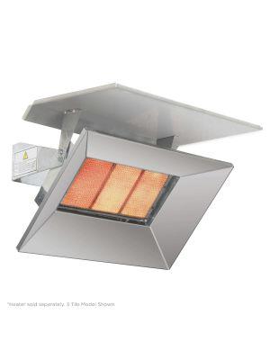 Heat Flo 3 Tile Heat Delfector
