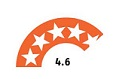 4.6 Star Rating
